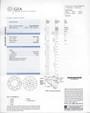 Diamond Grading Report 27550