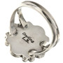Native American Quartz Ladies Ring 28611