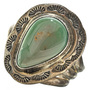 Ladies Navajo Turquoise Ring 11236