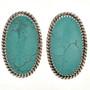 Kingman Turquoise Earrings 29449