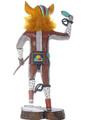 Clay Ironwood Kachina Doll 28410