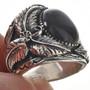 Big Boy Gemstone Mens Ring 28957
