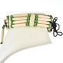 Native American Medallion Bone Choker 24137