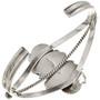 Handmade Sterling Navajo Ladies Bracelet  27491