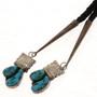 Navajo Signed Jewelry Set 21664