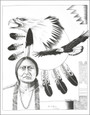 Limited Edition Native American Print by Native American Frankie C Nez 1