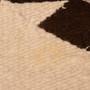 Vintage Navajo Klagetoh Rug 1950's Hand Spun Wool 2.9 feet by 4.9 Feet 0075