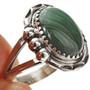 Stunning Green Ladies Ring 28742