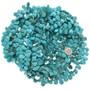 Turquoise Magnesite Teardrop Bead Strand 30861