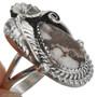 Wild Horse Silver Navajo Ladies Ring 29502