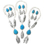 Navajo Feather Jewelry 27559