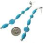 Traditional Navajo Line Earrings 28400
