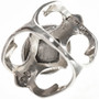 Sandcast Old Pawn Style Ring 29019