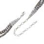 Navajo Desert Pearl Beaded Necklace 24574