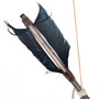 Hand Crafted Arrows and Bow 30223
