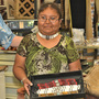Hand Made Bone Choker Navajo Artist Lisa Wylie 15243