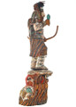 Hand Carved Cottonwood  Kachina Doll 0129