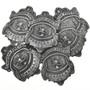 Replica Silver Badges