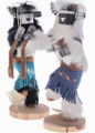 Golf Trophy Kachinas Collection 19024
