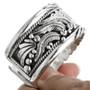 Native American Christian Cuff Bracelet 16636