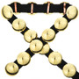Apache Indian Gold Concho Belt 29045