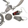 Southwest Gecko Lizard Jewelry 29567