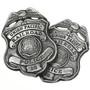Silver Replica Badges