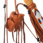 Seed Bead Buckskin Indian Spear 27833