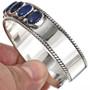 Navajo Lapis Gemstone Bracelet 29126