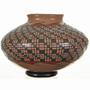 Eyedazzler Olla Polychrome Pottery