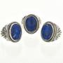 Variations in Lapis Lazuli Gemstones 22354