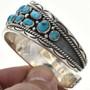 Native American Turquoise Bracelet 29289