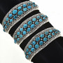 Natural Turquoise Ladies Bracelets 29289
