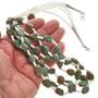 Native American Three Strand Pueblo Necklace 29542