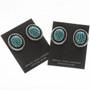 Southwest Turquoise Post Earrings 29380