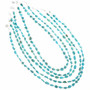 Turquoise Sterling Navajo Necklaces 24999