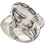 Sterling Silver Southwest Ring 28942