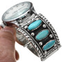 Native American Turquoise Watch 29648