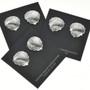 Hammered Silver Navajo Earrings 20733