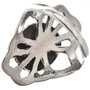Sterling Old Pawn Style Ring 29871