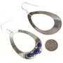 Lapis Lazuli Navajo Earrings  29991