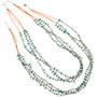Navajo Three Strand Necklace
