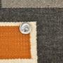 Vintage  Navajo Rug Natural Wool 30093