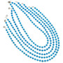 Navajo Turquoise Bead Necklace 30114