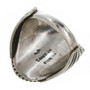 Navajo Made Sterling Silver Signed 30124