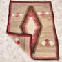 Vintage Early Navajo Wool Rug 30091
