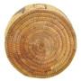 Hand Woven Natural Vintage Indian Baskets 30154