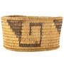 Hand Woven Pima Basket 30154