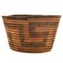 Vintage Pima Indian Basket 30156