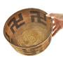 Pima Whirling Log Basket 30157